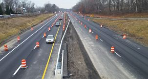 Route 85 Reconstruction Photo