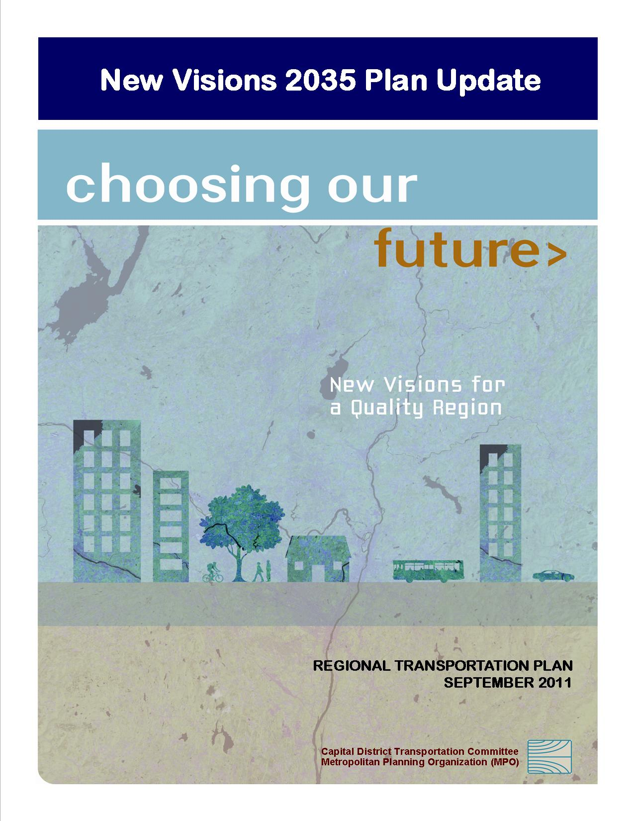 New Visions 2035 Summary Document
